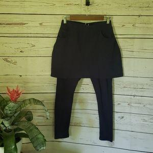 LEGACY ☆ 80s Throwback Leggings + Skirt Combo …